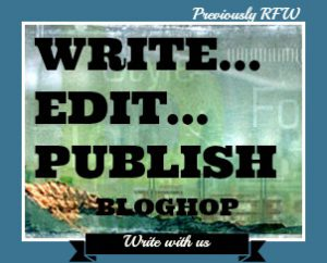 Write Edit Publish Badge